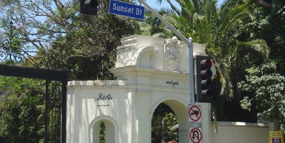 West Gate, Bel Air
