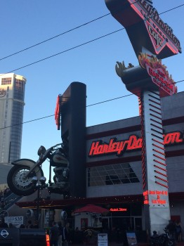 The Harley Davidson Cafe