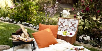 Picnic at Hotel Bel Air