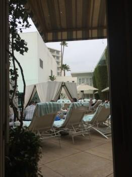 Cabana rooms