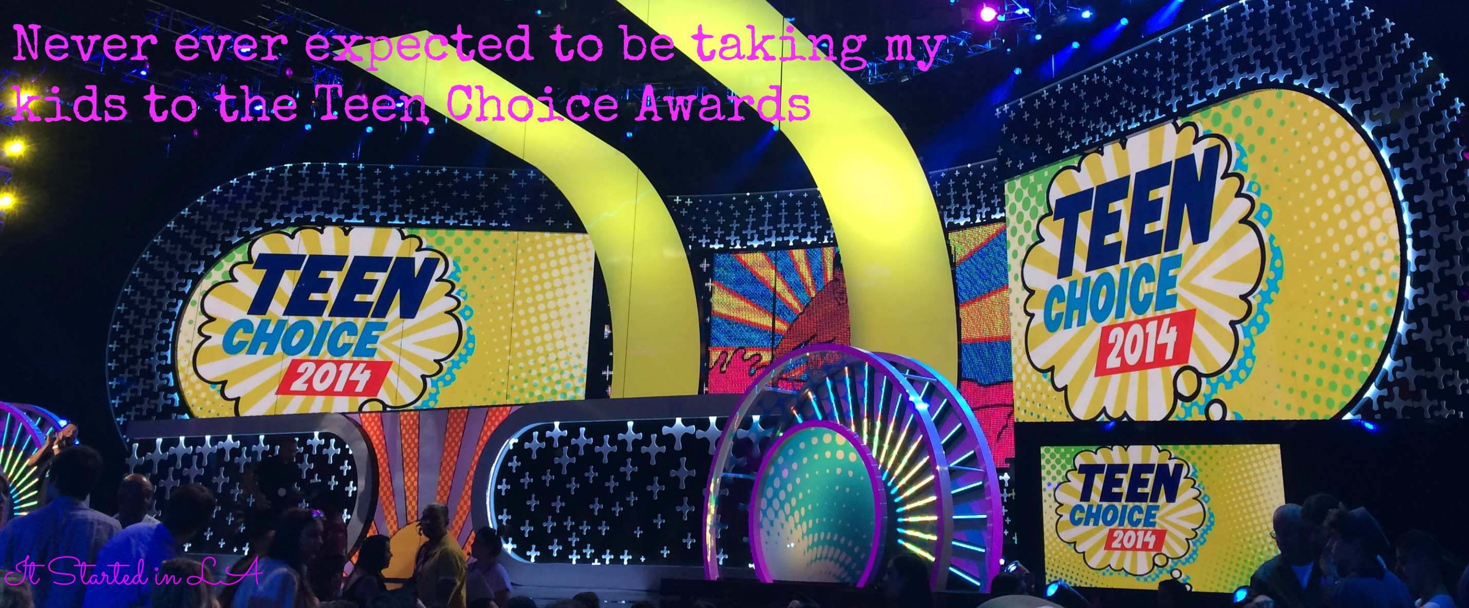 Teen Choice 2014