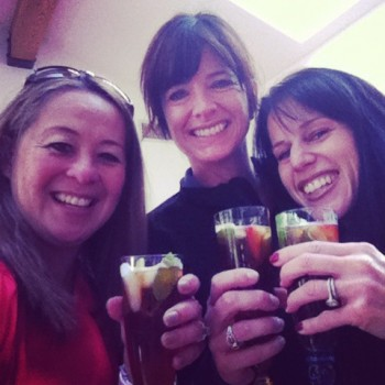 Cheers! Pimms & Lemonade anyone?