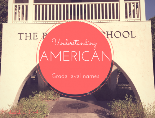 Deciphering the code that is American grade levels | It Started in LA | itstartedinla.com
