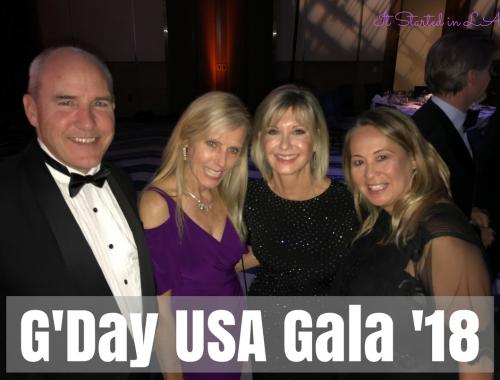 G'Day USA 2018 Gala