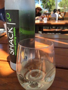 Shake Shack wine